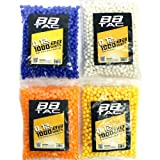 BBTac 1000 Bag .12g 6mm BBs for Airsoft Guns
