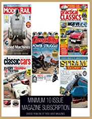 Classic Pack - Magazine Gift Subscription