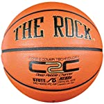 Anaconda Sports® The Rock® MG-4000-PC-NF Deep Pebble Channel Composite Men's Basketball with Core 2 Cover Technology