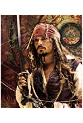 Hallmark - Pirates of the Caribbean 4 Notepads