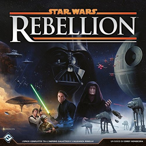 Asterion - STAR WARS REBELLION Gioco da Tavolo Italiano