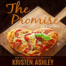 The Promise (The 'Burg Series) (       UNABRIDGED) by Kristen Ashley Narrated by Amanda Bruton