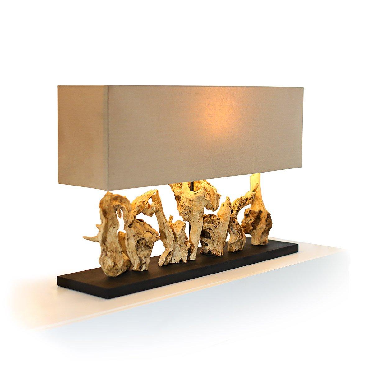 Relaxdays 10019066 design moderne ruth lampe bureau de for Lampe de chevet moderne