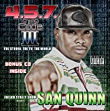 echange, troc San Quinn - 457 Is the Code 3