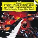 Dvor�k: Piano Quintet, Op. 81 / Piano Quartet, Op. 87