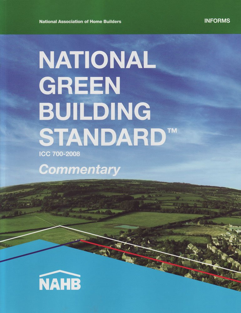 National Green Building Standard 2012 (International Code Council ...