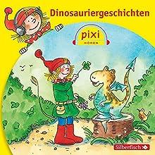 Dinosauriergeschichten (Pixi Hören) (       ungekürzt) von div. Gesprochen von: Gesa Geue, Hannah Walther, Paul Grote, Cedric von Borries, Stefan Kaminski