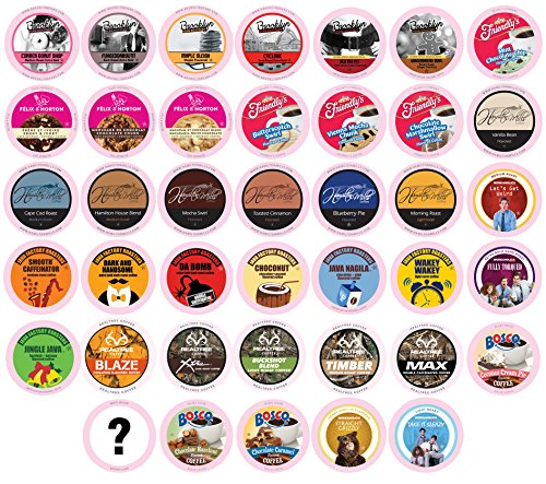 Two Rivers Mega Coffee for Keurig K-Cup Brewers, 40 Count (Coffee Beans Coffee Mug compare prices)