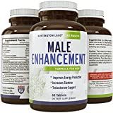 Huntington Labs All Natural Male Enhancement for Men,60 tablets
