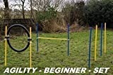 AGILITY-BEGINNER-SET BLAU