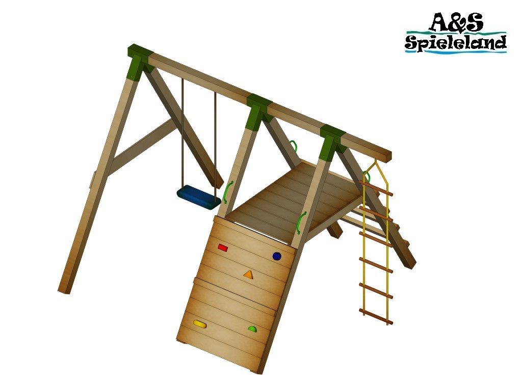 Spielturm JUNIOR 2.0 120cm Set 1 online kaufen