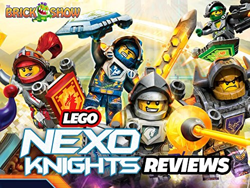 Review: Lego Nexo Knights Set Reviews