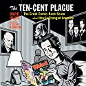 The Ten-Cent Plague: The Great Comic-Book Scare and How It Changed America (       UNABRIDGED) by David Hajdu Narrated by Stefan Rudnicki
