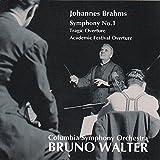ブラームス : 交響曲 第1番 | 悲劇的序曲 | 大学祝典序曲 (Johannes Brahms : Symphony No.1 | Tragic Overture | Academic Festival Overture / Bruno Walter | Columbia Symphony Orchestra)