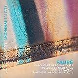 Fauré: Masques et bergamasques