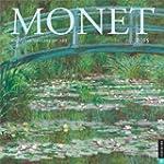 Monet 2015 Wall Calendar