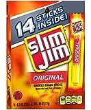 Slim Jim Original Snack Sticks, 0.28 Ounce, 14 Count