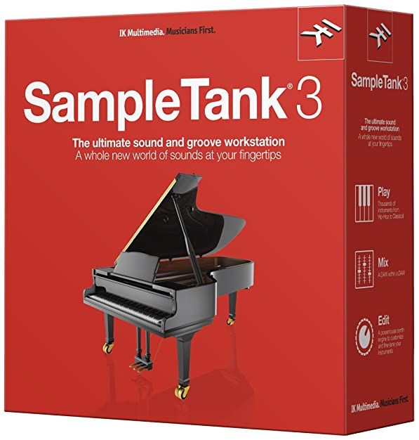 IK Multimedia SampleTank3