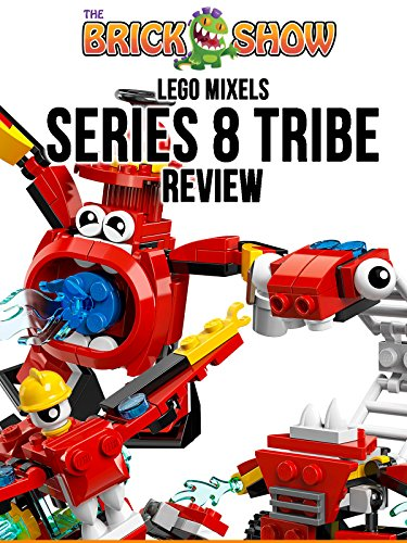 LEGO Mixels Series 8 MCFD Tribe Review