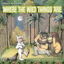 Where the Wild Things Are 2016 Square 12x12