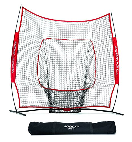 rukket-sports-7-x-7-baseball-softball-practice-net-with-bow-frame