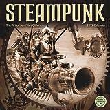 img - for Steampunk: The Art of Sam Van Olffen 2015 Wall Calendar book / textbook / text book