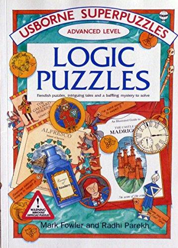 Logic Puzzles (Usborne Superpuzzles)