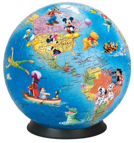 Cheap Mega Brands 9″ Esphera Disney Globe (B0009Z3J72)