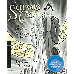 Sullivan's Travels [Blu-ray]