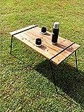 IRON REG TABLE IRT - 01 キャンプ アイアンレッグテーブル/ W STANDARDインダストリアル / 店舗什器ディスプレイラック …