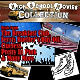 High School Movies Collection - Music From The Breakfast Club, Ferris Bueller's Day Off & Many More