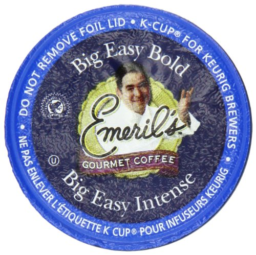 Emeril'S Big Easy Bold, K-Cup For Keurig Brewers, 24 Count (Pack Of 2) front-64404