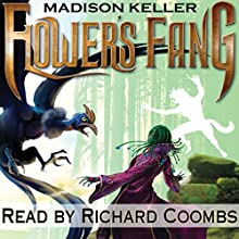 Flower's Fang Audiobook by Madison Keller Narrated by Richard Coombs