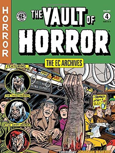 The EC Archives: Vault of Horror Volume 4 PDF