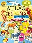 Atlas de Espana y sus animales / Atla...