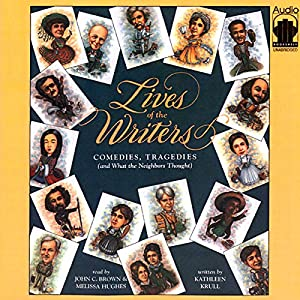 Lives of the Writers Audiobook