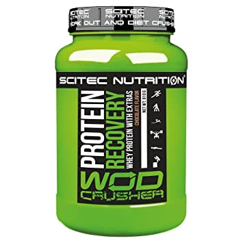 Scitec Nutrition Protein Recovery Vanille, 1er Pack (1 x 810 g)