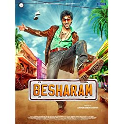 Besharam-Blu Ray (Hindi Film / Bollywood Movie / Indian Cinema) 2013 Blu Ray [Blu-ray]