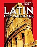 img - for Latin for Americans by Ullman, B. L., Henderson, Charles(February 28, 2007) Hardcover book / textbook / text book