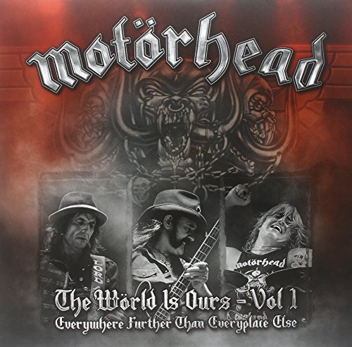 World Is Ours 1 Everything Further Than Everyplace (Motorhead Everything compare prices)