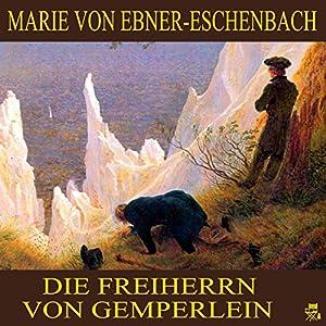 Die Freiherrn von Gemperlein Hörbuch