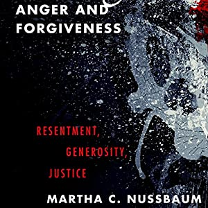 Anger and Forgiveness Audiobook