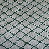 Teichnetz 8m x 6m Laubnetz Netz Vogelschutznetz robust