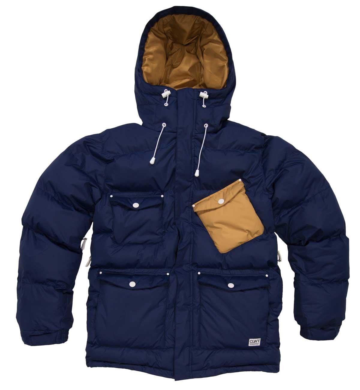 Colour Wear Puff Jacket 2014 jetzt kaufen