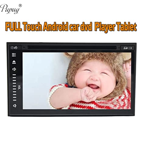 "LCD 2015 mš¢s nuevo Android 4.2 en el tablero de coches Lecteur DVD de la tableta 1080P 7 ""Reproductor Transmisor Doble 2Din HD DVD GPS del coche del LCD GPS BT WIFI PC 3G Android 4.2 Tablet voiture PAD Subwoofer MID Tablet (PAD Incorpora"