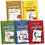 img - for Diary of a Wimpy Kid Pack, 5 books, RRP  34.95 (Diary Of A Wimpy Kid, Rodrick Rules, Last Straw, Dog Days, Do-It-Yourself Book). book / textbook / text book