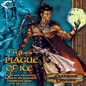 Plague of Ice: A Dungeons & Dragons Novel | [T. H. Lain]