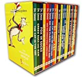 The Wonderful World of Dr. Seuss 20 Book Giftbox Set, RRP 099.99 - Includes: The Cat in the Hat, Fox in Socks, Horton Hears a Who, Dr Seuss on the Loose, How The Grinch Stole Christmas, The Cat in the Hat Comes Back, If I Ran The Zoo .... by Dr Seuss on