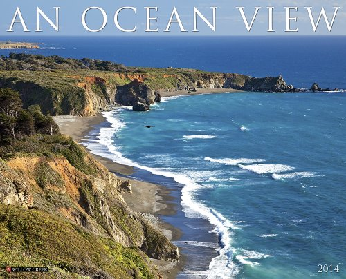 An Ocean View 2014 Wall Calendar