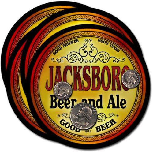 Jacksboro Beer & Ale Coasters